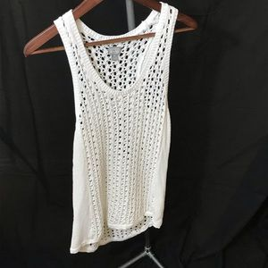 Converse One Star Knitted Tank Top